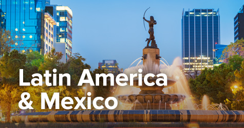 Infoblox Latin America and Mexico
