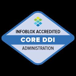 Infoblox Accredited - Core DDI - Administration