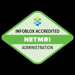 Infoblox Accredited - NetMRI - Administration