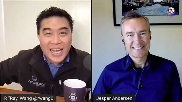 Constellation Research & Infoblox Coffee Chat