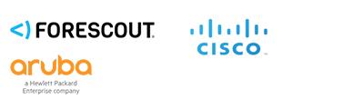 ForeScout | Cisco | Aruba