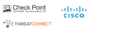 Check Point | Cisco | ThreatConnect