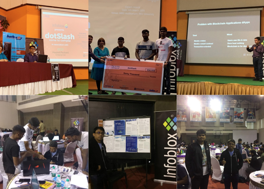 Bangalore Engineers Sponsor Hackathon, Mentor Students