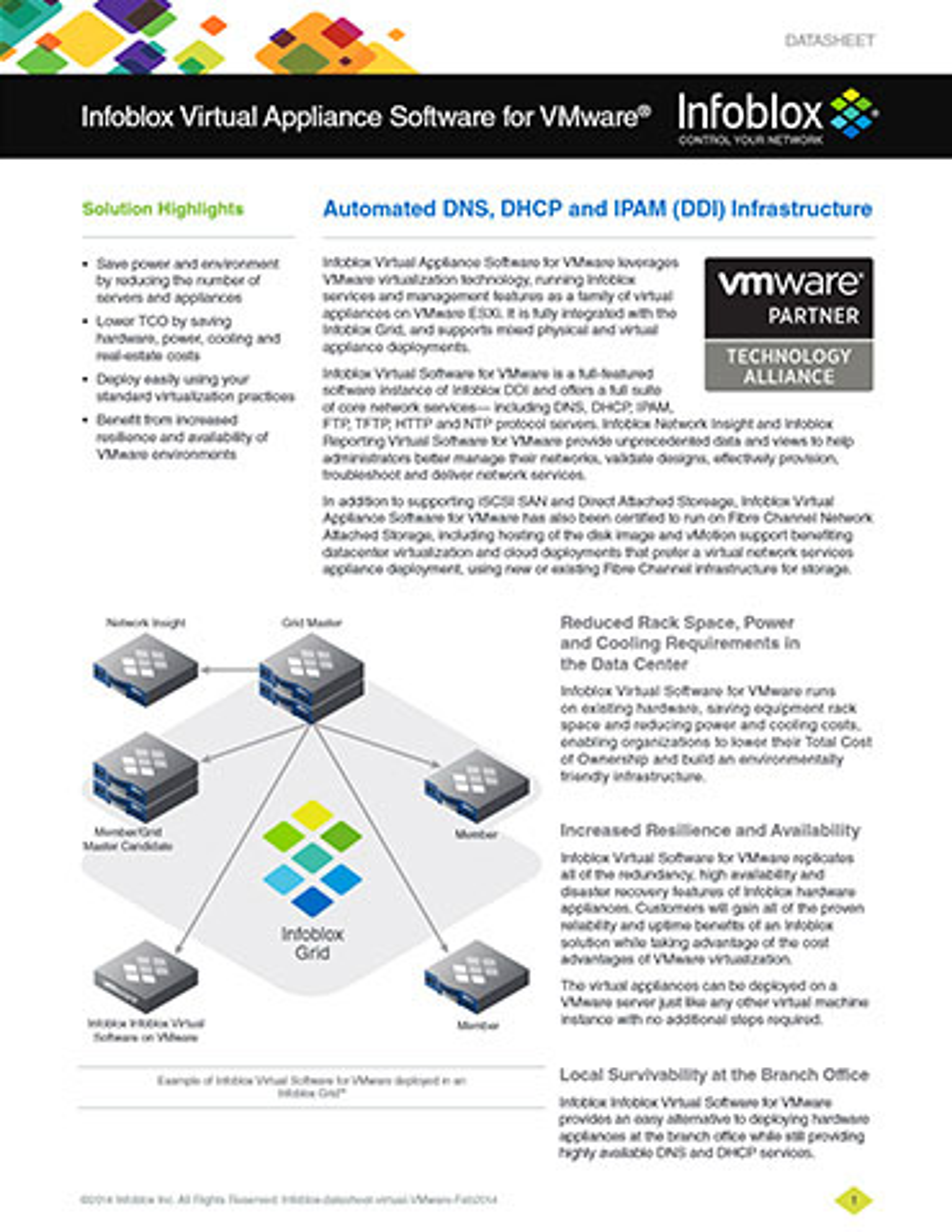 Trinzic Virtual Appliance Software For VMware