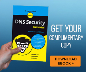 DNS Security for Dummies eBook