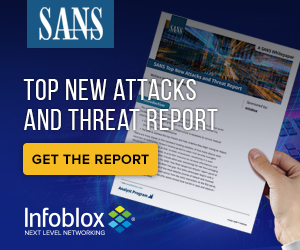 2020 SANS Top New Attacks and Threat Report