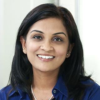 Roadshow 2020 Speaker - Krupa Srivatsan