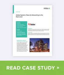 Learn How Adobe Relies On Infoblox For Core Network Services