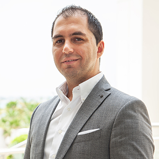 Roadshow 2020 Speaker - Wissam Saadeddine