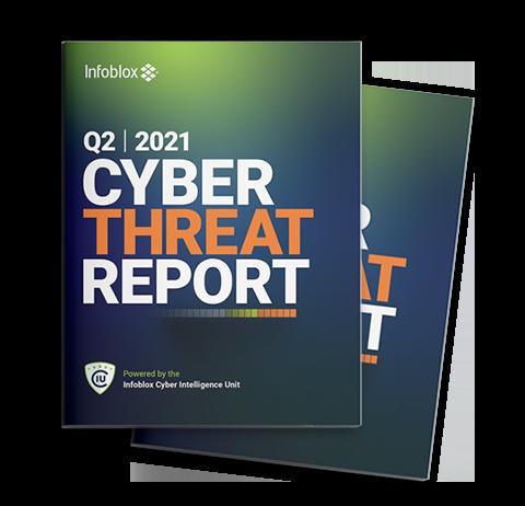 Get Infoblox's 2021 Cyberthreat Intelligence Report